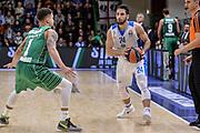 DESCRIZIONE : Eurolega Euroleague 2015/16 Group D Dinamo Banco di Sardegna Sassari - Darussafaka Dogus Istanbul<br /> GIOCATORE : Rok Stipcevic<br /> CATEGORIA : Passaggio<br /> SQUADRA : Dinamo Banco di Sardegna Sassari<br /> EVENTO : Eurolega Euroleague 2015/2016<br /> GARA : Dinamo Banco di Sardegna Sassari - Darussafaka Dogus Istanbul<br /> DATA : 19/11/2015<br /> SPORT : Pallacanestro <br /> AUTORE : Agenzia Ciamillo-Castoria/L.Canu