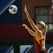 USC Beach Volleyball v UCLA   Pac -12 Championship   Rachel Bennett