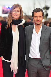 © Licensed to London News Pictures. 31/03/2012. Watford, England. David Heyman and wife attends The Warner Bros. Studio Tour London - The Making of Harry Potter ** GRAND OPENING at Leavesden Studios near Watford Hertfordshire  Photo credit : ALAN ROXBOROUGH/LNP