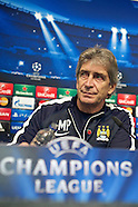 Manchester City Press Conference 041114