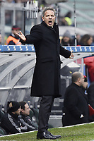 Sinisa MIhajlovic<br /> Reggio Emilia 06-03-2016 Stadio Mapei Football Calcio Serie A 2015/2016 Sassuolo-Milan. Foto Daniele Buffa/ Image Sport / Insidefoto