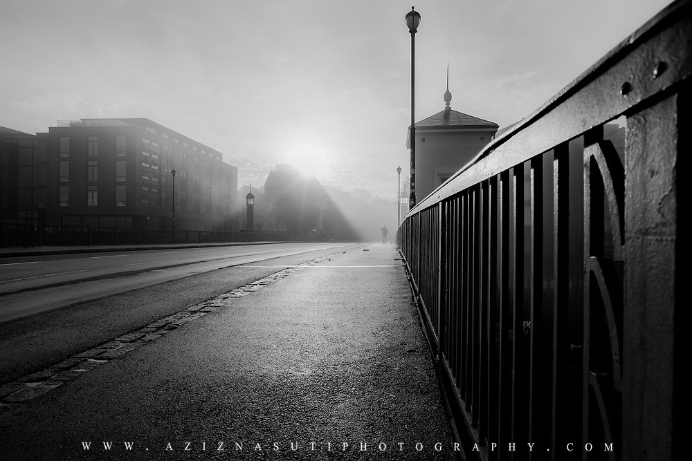 Beautiful foggy mood It was s of Trondheim Norway. it was such a beautiful, mystristic and dreamy atomsphere. Please feel free to check my photos here or find me by:  Website  , Facebook page  ,  Instagram  , Google+  , Twitter  .