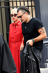 Lady Gaga & Christian Carino together - 18 Oct 2018