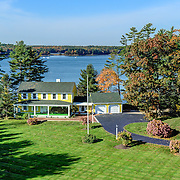 From a real estate marketing shoot on Great Bay in NH.