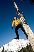 Mike Gauthier - Park Ranger - Mount Rainier