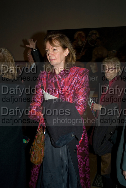 LADY SNOWDON, Opening of 'From Russia' Royal Academy of arts. Picadilly. London. 22 January 2008. -DO NOT ARCHIVE-© Copyright Photograph by Dafydd Jones. 248 Clapham Rd. London SW9 0PZ. Tel 0207 820 0771. www.dafjones.com.