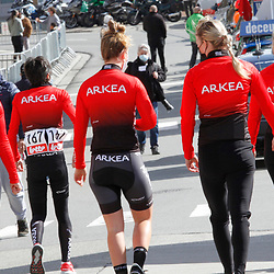 14-03-2021: Wielrennen: GP Oetingen: Oetingen: Arkea Samsic