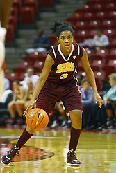 15 March 2012:  Jessica Green during a first round WNIT basketball game between the Central Michigan Chippewas and the Illinois Sate Redbirds at Redbird Arena in Normal IL