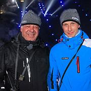 DUI/Hinterzarten/20130212 - Opname Vliegende Hollanders 2013 - Sterren van de Schans, Trainers Hans Paul Herr en Stephan Hocke