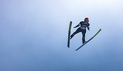 06.01.2018, Paul Außerleitner Schanze, Bischofshofen, AUT, FIS Weltcup Ski Sprung, Vierschanzentournee, Bischofshofen, Finale, im Bild Stefan Kraft (AUT) // Stefan Kraft of Austria during his Competition Jump for the Four Hills Tournament of FIS Ski Jumping World Cup at the Paul Außerleitner Schanze in Bischofshofen, Austria on 2018/01/06. EXPA Pictures © 2018, PhotoCredit: EXPA/ Stefanie Oberhauser