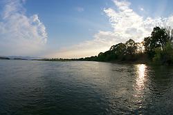 Zambia Side Of Zambezi
