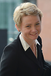 © Licensed to London News Pictures. 03/10/2012. Manchester, UK Yvette Cooper MP on Day 5 at The Labour Party Conference at Manchester Central today 3rd october 2012. Photo credit : Stephen Simpson/LNP