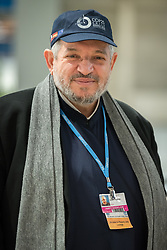 13 December 2019, Madrid, Spain: Seraphim Kykotis, from the World Council of Churches, attends COP25 in Madrid.