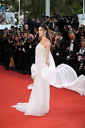 Alessandra Ambrosio attends the opening ceremony and screening of The Dead Don't Die during the 72nd annual Cannes Film Festival on May 14, 2019 in Cannes, France. Photo by Shootpix/ABACAPRESS.COM