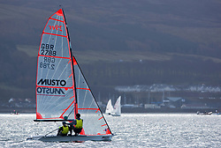 The annual RYA Youth National Championships is the UK's premier youth racing event. Perfect conditions for the fourth days racing.<br /> <br /> 2788, Freddie Peters, Elliott Wells, HISC, 29er Boy <br /> <br /> Images: Marc Turner / RYA<br /> <br /> For further information contact:<br /> <br /> Richard Aspland, <br /> RYA Racing Communications Officer (on site)<br /> E: richard.aspland@rya.org.uk<br /> m: 07469 854599