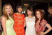 Ashley Jones, Trina Turk, Marla Sokoloff, Amy Davidson