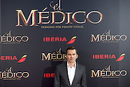 121913 'The Physician' Madrid Premiere