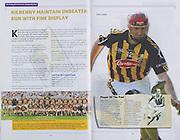 All Ireland Senior Hurling Championship Final,.06.09.2009, 09.06.2009, 6th September 2009, 6092009AISHCF1, Minor Galway 2-15, Kilkenny 2-11, Senior Kilkenny 2-22, Tipperary 0-23,