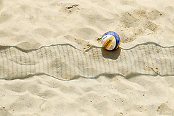 Ball during Beach Volleyball Slovenian National Championship 2016, on July 23, 2016 in Kranj, Slovenia. Photo by Matic Klansek Velej / Sportida