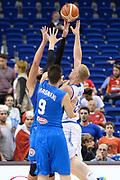 DESCRIZIONE : Berlino Berlin Eurobasket 2015 Group B Iceland Italy <br /> GIOCATORE : Marco Belinelli Andrea Bargnani<br /> CATEGORIA : Controcampo Rimbalzo<br /> SQUADRA : Italy<br /> EVENTO : Eurobasket 2015 Group B <br /> GARA : Iceland Italy <br /> DATA : 06/09/2015 <br /> SPORT : Pallacanestro <br /> AUTORE : Agenzia Ciamillo-Castoria/Mancini Ivan<br /> Galleria : Eurobasket 2015 <br /> Fotonotizia : Berlino Berlin Eurobasket 2015 Group B Iceland Italy