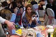 JULIETTE; POLLY SHALSON;, Dogs Trust Honours 2009, A celebration of man's best friend. The Hurlingham Club, Ranelagh Gardens, London, SW6. 19 May 2009.