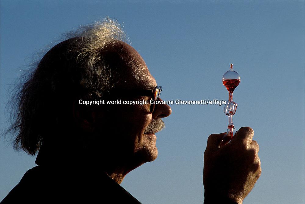 Gianni Toti<br />world copyright Giovanni Giovannetti/effigie / Writer Pictures<br /> <br /> NO ITALY, NO AGENCY SALES / Writer Pictures<br /> <br /> NO ITALY, NO AGENCY SALES
