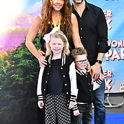 Michelle Heaton attend WONDER PARK Gala Screening at Vue, Leicester Square, London on 24 March 2019, London, UK.