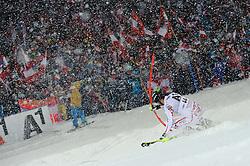 24.01.2012, Planai, Schladming, AUT, FIS Weltcup Ski Alpin, Herren, Slalom 2. Durchgang, im Bild Christoph Dreier (AUT) // Christoph Dreierof Austria during the second run of the FIS Alpine Skiing World Cup mens slalom race, Schladming, Austria on 2012/01/24. EXPA Pictures © 2012, PhotoCredit: EXPA/ Sandro Zangrando
