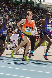 adidas Grand Prix Diamond League Track & Field: Men's 5000m, Ben True, USA