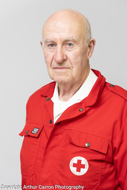 Stephen O'Donoghue, Red Cross Volunteers, Drogheda. Picture: Arthur Carron