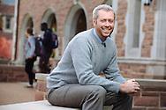 Aaron Hipp, an assistant professor at the George Warren Brown School of Social Work at Washington University in St. Louis