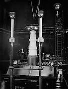High Voltage Switching Device Inspection room, Siemens-Schuckertwerke, Gartenfeld, Berlin-Spandau, 1928