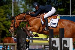 Van Gorp Marthe, BEL, Diamond Star<br /> Belgisch Kampioenschap Junioren 2017<br /> Youth Festival - Azelhof - Lier 2017<br /> © Dirk Caremans<br /> Van Gorp Marthe, BEL, Diamond Star