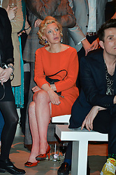 WENDY, COUNTESS OF CALEDON at Fashions for The Future presented by Oceana's Junior Council held at Phillips Auction House, 30 Berkeley Square, London on 19th March 2015.