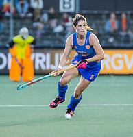 AMSTELVEEN - Marloes Keetels (Ned)   tijdens dames hockeywedstrijd , Spanje-Nederland  (1-7),  bij het EK hockey. Euro Hockey 2021.   COPYRIGHT KOEN SUYK
