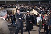 Cheltenham races,  Ladies Day, Wednesday 15 March 2017