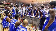 DESCRIZIONE : Campionato 2014/15 Serie A Beko Grissin Bon Reggio Emilia -  Dinamo Banco di Sardegna Sassar Finale Playoff Gara1<br /> GIOCATORE : Romeo Sacchetti<br /> CATEGORIA : Allenatore Coach Time Out<br /> SQUADRA : Dinamo Banco di Sardegna Sassari<br /> EVENTO : LegaBasket Serie A Beko 2014/2015<br /> GARA : Grissin Bon Reggio Emilia - Dinamo Banco di Sardegna Sassari Finale Playoff Gara1<br /> DATA : 14/06/2015<br /> SPORT : Pallacanestro <br /> AUTORE : Agenzia Ciamillo-Castoria/GiulioCiamillo