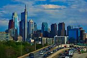 Philadelphia Skyline 2021