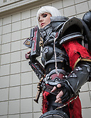 All Dressed Up: Portraits of Cosplayers