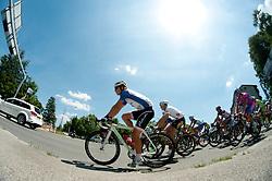 STIMULAK Klemen of KK Radenska during 2nd Stage (177,4 km) at 19th Tour de Slovenie 2012, on June 15, 2012, in Kocevje, Slovenia. (Photo by Urban Urbanc / Sportida.com)
