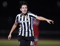 Notts County Ladies FC's Leanne Crichton - Mandatory by-line: Paul Knight/JMP - Mobile: 07966 386802 - 23/02/2016 -  FOOTBALL - Stoke Gifford Stadium - Bristol, England -  Bristol City Women v Notts County Ladies - Pre-season friendly