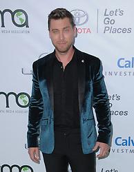 Lance Bass bei den Annual EMA Awards in Los Angeles / 221016<br /> <br /> *** 26th Annual EMA Awards in Los Angeles on October 22, 2016 ***