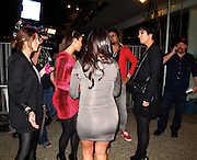 Kim Kardashian, Kourtney Kardashian, and Mother Kris Jenner .Lamar Odom launches Rich Soil at Kitson LA..Kitson Men Store..West Hollywood, CA, USA. .Wednesday, October 21, 2009..Photo By Celebrityvibe.com.To license this image please call (212) 410 5354; or Email: celebrityvibe@gmail.com ; .website: www.celebrityvibe.com.