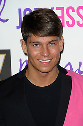 Joey Essex Fragrance Launch.  <br /> Joey Essex during the fragrance launch, Sanctum hotel, London, United Kingdom. Thursday, 12th September 2013. Picture by Chris Joseph / i-Images