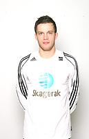 Fotball , Tippeligaen 2009 , portrett , portretter , Odd Grenland<br /> <br /> Søren Jensen