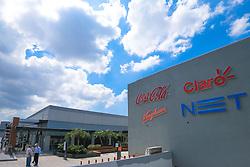 Vista geral da fachada do Viva Open Mall. FOTO: Jefferson Bernardes/ Agência Preview