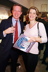 MR CASPER SHAND-KYDD and MISS GEORGINA JUSTICE,<br />  at a party in London on 4th May 2000.ODJ 27