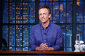 """August 23, 2021 - USA: NBC's """"Late Night With Seth Meyers"""" - Episode:"""