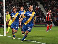 Bournemouth v Derby County 231113