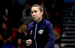 Bristol Jets Head Coach Rebecca Pantany - Photo mandatory by-line: Robbie Stephenson/JMP - 07/11/2016 - BADMINTON - University of Derby - Derby, England - Team Derby v Bristol Jets - AJ Bell National Badminton League